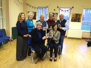 The Launch of Derry Soundscapes at U3A 2014