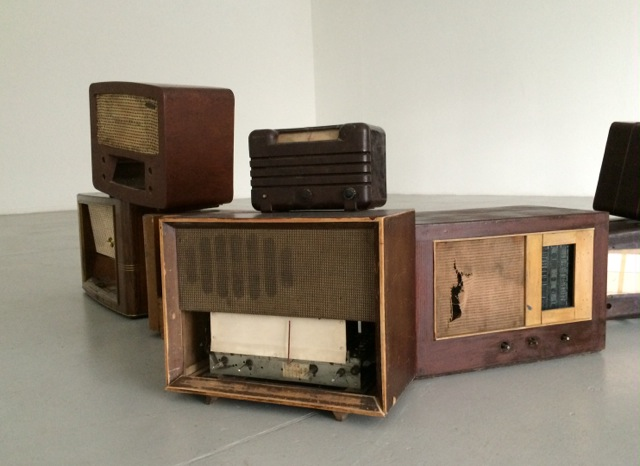 Spaces of Sound, Radio Spaces - Residency and Solo Exhibition, Leitrim, Ireland, 2014