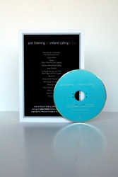 Deep Wireless 2 just listening ::: ireland calling :::::: First Edition of 500 copies.